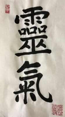 Shingon Reiki 1 - Mark Hosak - Spirituelle Kalligrafie schreiben
